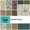 LECIEN ONE STITCH AT A TIME BY LYNETTE ANDERSON DESIGNS Charm Pack/42  FAST SHIP
