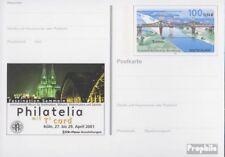 BRD (BR.Duitsland) PSo76 Speciale Postkaarten gefälligkeitsgestempelt gebruikt 2