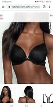 Victoria Secret 36D T Shirt Push Up Front close Bra  NWOT