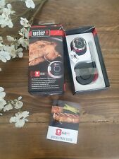 Weber iGrill Mini Bluetooth Connected Barbecue Meat Thermometer Smart Timer NEW