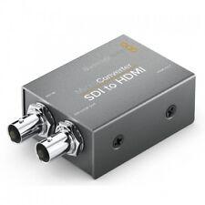 Blackmagic Design Micro Convertidor SDI a HDMI sin fuente de alimentación