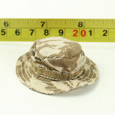 Tc98-22 1/6th Scale Action figure - Camouflage Round Edge Cap (Sand)