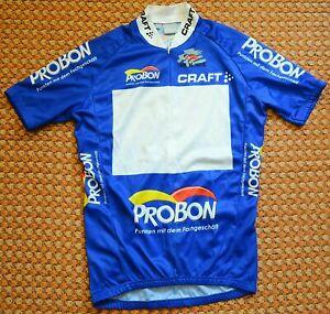 Tour de Suisse, short sleeve Cycling Shirt by Craft, Size Medium, UCI Pro Tour