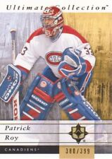 2011-12 Ultimate Collection Hockey #35 Patrick Roy 380/399 Montreal Canadiens