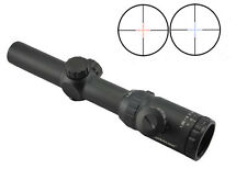 Visionking 1.25-5x26 Rifle scope IR Hunting 30 mm Mil dot Reticle 223