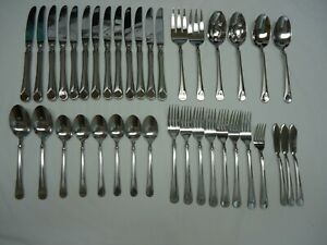 J.A.HENCKELS PROVENCE STAINLESS FLATWARE