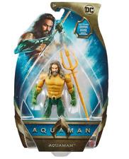 "6"" DC Comics AQUAMAN Action Figure Kids Toys New"