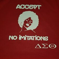 Custom Greek Delta Sigma Theta Sorority Inc t shirts