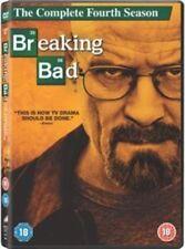 Breaking Bad Season 4 DVD 2012 Region 2