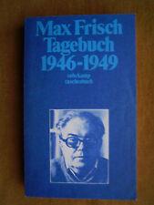 """""""Tagebuch 1946-1949"""" von Max Frisch"""