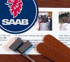 Saab Blower Heater Motor AC A/C Rebuild Repair Kit