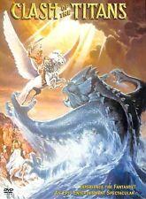 Clash of the Titans (DVD, 2002)