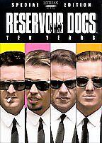 Reservoir Dogs (DVD, 2003, 10th Anniversary Edition)