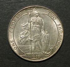 More details for edward vii 1902 florin. very nice