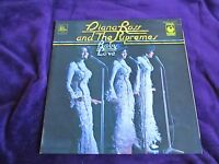 Diana Ross and The Supremes, Baby Love, Vinyl LP RECORD