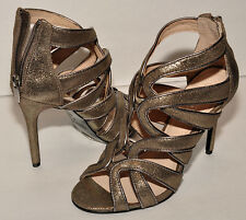 NWB ($255) Coach Ludlow Dusted Suede/Nappa High Heel Shoes Size 7 100% Authentic