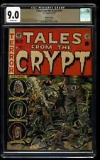 Tales From The Crypt #30 CGC VF/NM 9.0 Off White Gaines File Copy