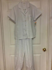 Miss Elaine ladies pajamas size small ever so pale lilac color NWT 87 056d96e5a