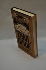 Phyllis G Glick~The Mushroom Trail Guide~1st Edition / 1st Printing~Hardcover DJ