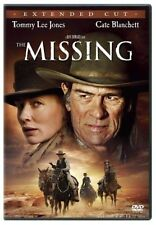 Missing Extended Cut 0043396149656 With Tommy Lee Jones DVD Region 1