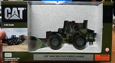 NORSCOT #55126  MILITARY CATERPILLAR 980G WHEEL LOADER NIB 1/50 SCALE LQQK