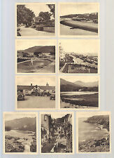 CIGARETTE CARDS.R.J.Hill Tobacco.HOLIDAY RESORTS.(L).(1925).(Complete Set of 50)