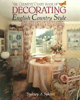 The Country Diary Book of Decorating: English Co... by Sykes, Sidney A. Hardback