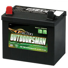 DEKA GENUINE NEW 11U1L OUTDOORSMAN SMALL ENGINE BATTERY 410AMP Cranking Power