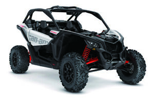 1:18 Can Am Maverick X3 UTV Replica Toy by New Ray Toys Silver 58193A