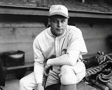 Jimmie Foxx Photo 8X10 - 1933 Philadelphia Athletics A's HOF MLB Shibe Mack