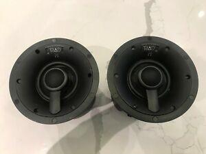 Triad Mini Sealed Round In-Ceiling Speakers (Pair)