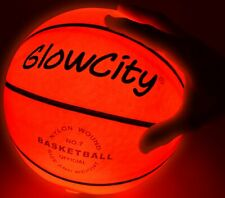 Light Up Basketball With High Led Glowing Kid Child Ball Official Size Weight