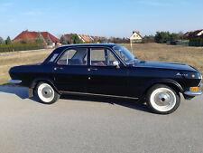 Wunderschöne Schwarzer Wolga GAZ-24. TOP. Bj. 1975. Viele fotos