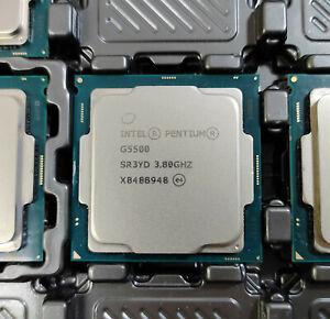 Intel Pentium Gold G5500 LGA1151 4MB 3.8GHz Processor