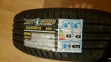 New tyre AUTO GRIP 195/65R15