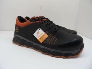 TIMBERLAND PRO Men's Ridgework Low A1WF4 Composite Toe Work Shoes Black 12W