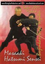 Bujinkan Dojo Taijitsu #1 DVD Masaaki Hatsumi Ninjutsu ninja