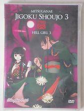 Hell Girl 3 Jigoku Shoujo Mitsuganae 2-DVD Complete Season 3 Eps 1-26 Anime