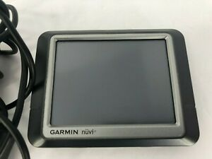 Garmin Nuvi 260 GPS  31/2 inch screen Charging cable Bundle
