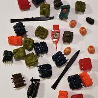 Collection Lot of 1988 G.I. JOE COBRA ARAH BACKPACKS/HELMETS ETC.. YOU PICK!