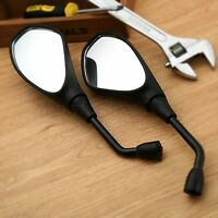 Motorcycle Rear View Mirror 10mm For F650GS F800GS F800R Aprilia Shiver 750