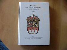 Archiv für Geschichte von Oberfranken 71. Band 1991 Adolf Gütter Elisabeth Jäger