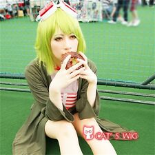Vocaloid GUMI cosplay costume long wig uk
