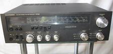 Telefunken TR350 Hifi Receiver Tuner-Amplifier Steuergerät braun mit UKW/MW/LW