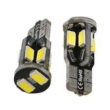 W5W T10 brillante luz de coche canbus 10SMD 5730 LED Blanco Cálido Interior Bombilla 12V Reino Unido