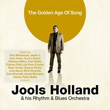 JOOLS HOLLAND THE GOLDEN AGE OF SONG CD BRAND NEW
