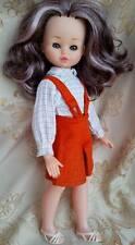 Bambola FANNY  MIGLIORATI Alta Moda  FASHION DOLL  36 CM capelli viola