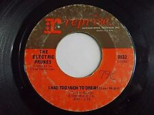 The Electric Prunes I Had Too Much To Dream / Luvin' 45 1966 Vinyl Record