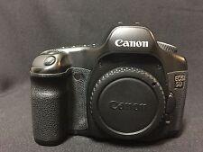 Canon EOS 5D MK I Digital SLR Classic Camera in Original Box with Accessories