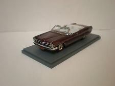 1/43 NEO 1965 Pontiac Bonneville Convertible top down  / lim. 500